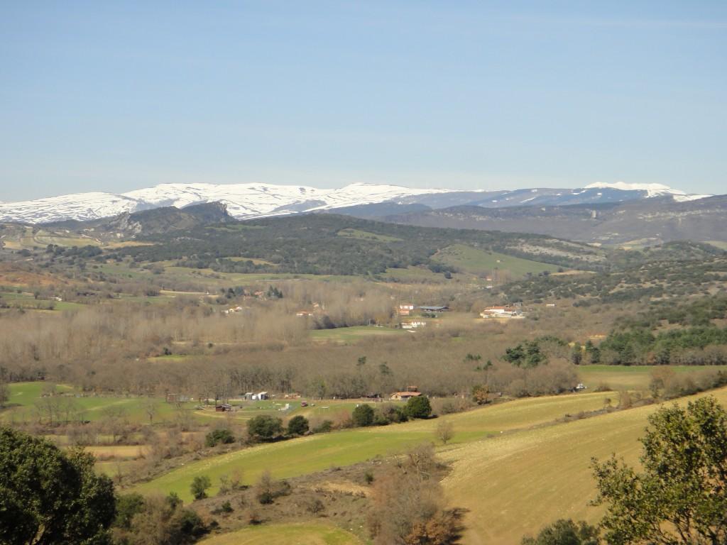 Vistas desde el Alto de San Roman